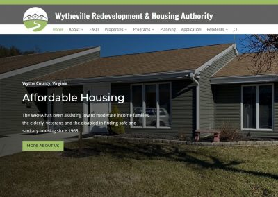 Wytheville Redevelopment & Housing Authority