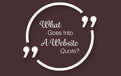 How Do Website Quotes Work?