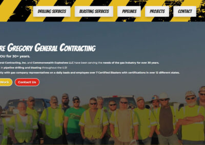 Gregory General Contracting, Inc. Of Pulaski, VA