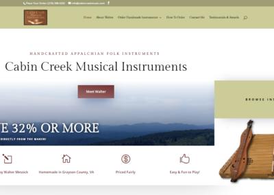 Cabin Creek Music Of Whitetop, VA