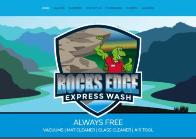 Rocks Edge Express Wash of King, NC